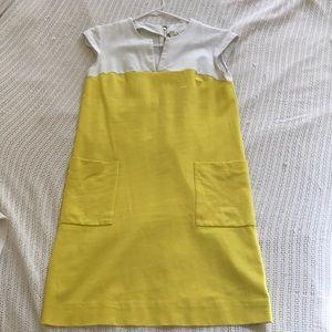 kate spade colorblock shift dress